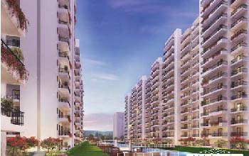 3 BHK Apartment For Sale in Flower Valley Aqua Front Towers