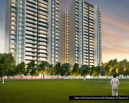 2 BHK Apartment in Sobha City Gurgaon