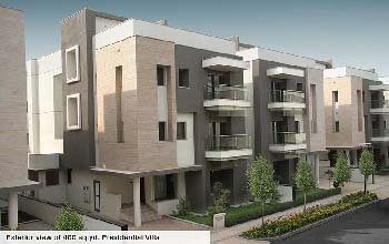 Sobha International City Duplex Villas