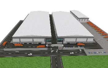 Warehouse For Rent in Bahalgarh Sonipat