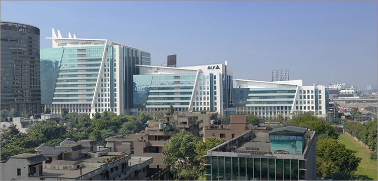 Office For Rent in DLF Cyber Park Gurgaon